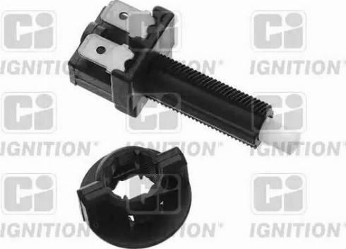 Quinton Hazell XBLS96 - Brake Light Switch uk-carparts.co.uk