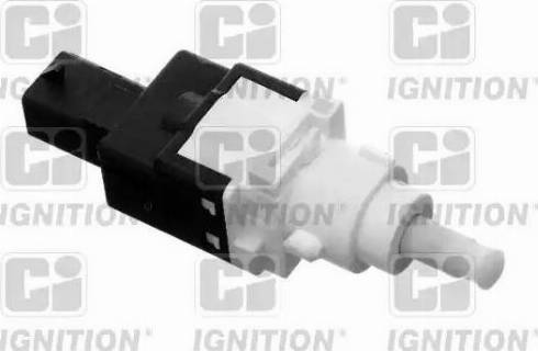 Quinton Hazell XBLS147 - Switch, clutch control (cruise control) uk-carparts.co.uk