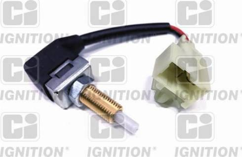 Quinton Hazell XBLS305 - Switch, clutch control (cruise control) uk-carparts.co.uk