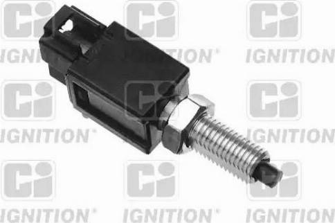 Quinton Hazell XBLS201 - Switch, clutch control (cruise control) uk-carparts.co.uk