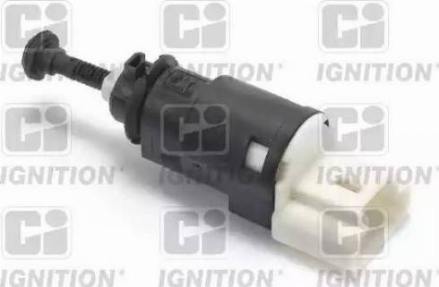 Quinton Hazell XBLS271 - Switch, clutch control (cruise control) uk-carparts.co.uk