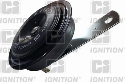 Quinton Hazell XDH112L - Air Horn uk-carparts.co.uk