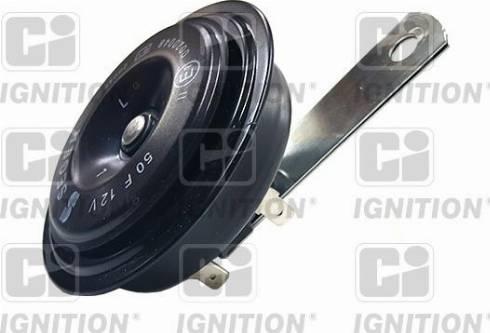 Quinton Hazell XDH212L - Air Horn uk-carparts.co.uk