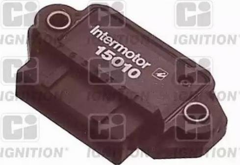 Quinton Hazell XEI5 - Control Unit, ignition system uk-carparts.co.uk