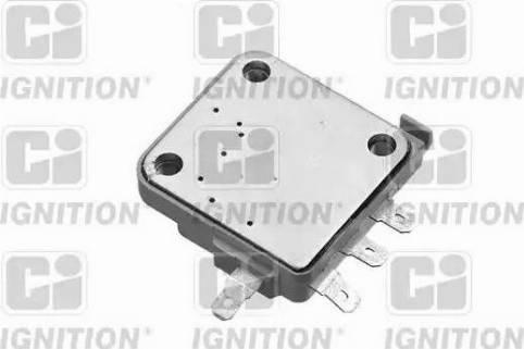 Quinton Hazell XEI63 - Control Unit, ignition system uk-carparts.co.uk