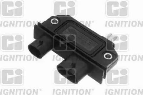 Quinton Hazell XEI121 - Control Unit, ignition system uk-carparts.co.uk