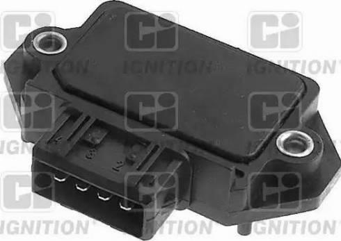Quinton Hazell XEI34 - Control Unit, ignition system uk-carparts.co.uk
