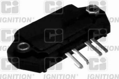 Quinton Hazell XEI3 - Control Unit, ignition system uk-carparts.co.uk