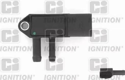 Quinton Hazell XEPS109 - Sensor, exhaust pressure uk-carparts.co.uk