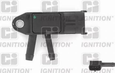 Quinton Hazell XEPS106 - Sensor, exhaust pressure uk-carparts.co.uk