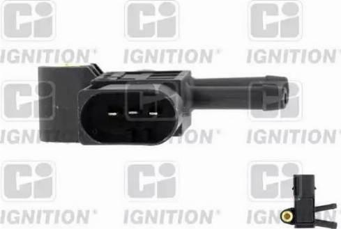 Quinton Hazell XEPS101 - Sensor, exhaust pressure uk-carparts.co.uk