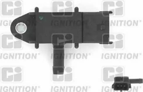 Quinton Hazell XEPS108 - Sensor, exhaust pressure uk-carparts.co.uk