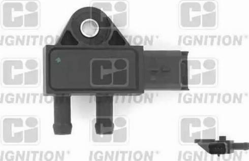 Quinton Hazell XEPS111 - Sensor, exhaust pressure uk-carparts.co.uk