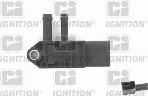 Quinton Hazell XEPS112 - Sensor, exhaust pressure uk-carparts.co.uk