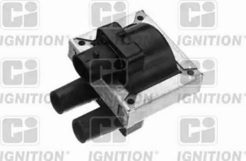Quinton Hazell XIC8099 - Ignition Coil uk-carparts.co.uk