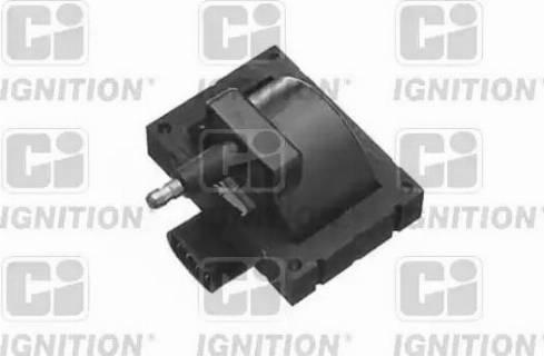 Quinton Hazell XIC8068 - Ignition Coil uk-carparts.co.uk