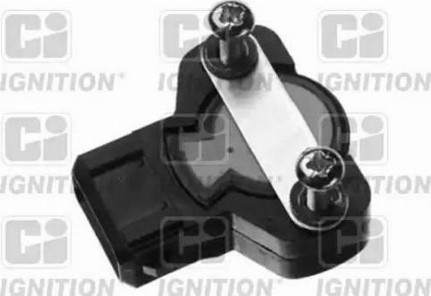Quinton Hazell XPOT403 - Sensor, throttle position uk-carparts.co.uk