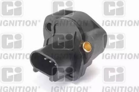 Quinton Hazell XPOT418 - Sensor, throttle position uk-carparts.co.uk