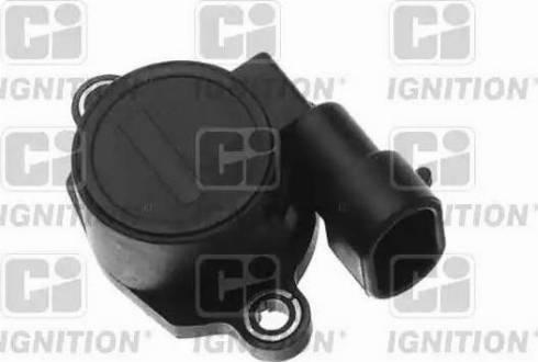 Quinton Hazell XPOT348 - Sensor, throttle position uk-carparts.co.uk