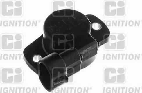 Quinton Hazell XPOT347 - Sensor, throttle position uk-carparts.co.uk