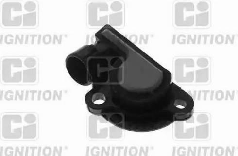 Quinton Hazell XPOT338 - Sensor, throttle position uk-carparts.co.uk