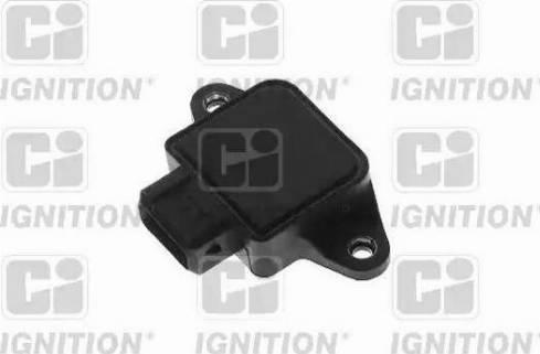 Quinton Hazell XPOT324 - Sensor, throttle position uk-carparts.co.uk