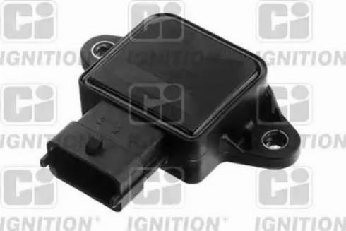 Quinton Hazell XPOT327 - Sensor, throttle position uk-carparts.co.uk