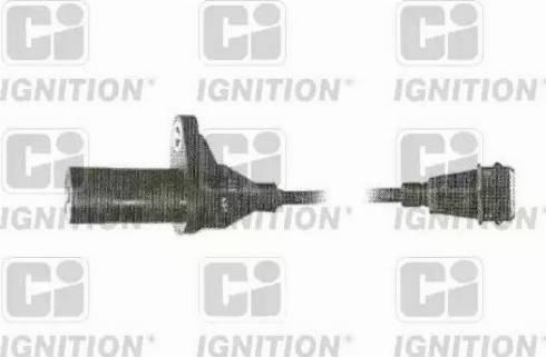 Quinton Hazell XREV153 - Sensor, crankshaft pulse uk-carparts.co.uk