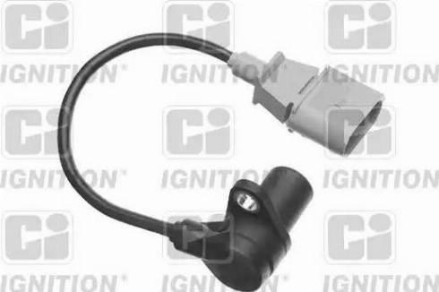 Quinton Hazell XREV337 - Sensor, crankshaft pulse uk-carparts.co.uk