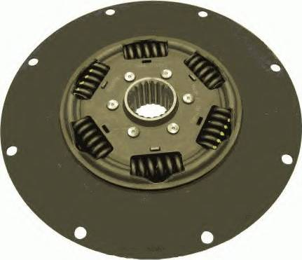 SACHS 1866000021 - Torsion Damper, clutch uk-carparts.co.uk