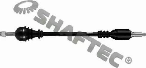 Shaftec C118R - Drive Shaft uk-carparts.co.uk