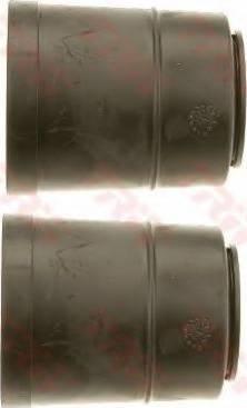 TRW JSK224 - Dust Cover Kit, shock absorber uk-carparts.co.uk