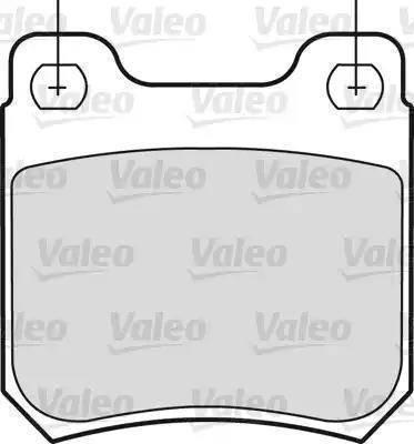BOSCH 986490500 - Brake Pad Set, disc brake uk-carparts.co.uk