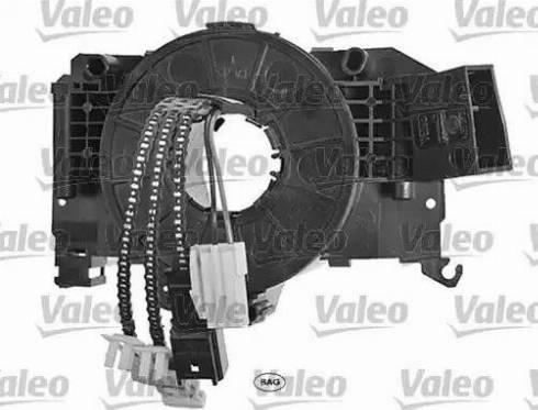 Valeo 251647 - Clockspring, airbag uk-carparts.co.uk