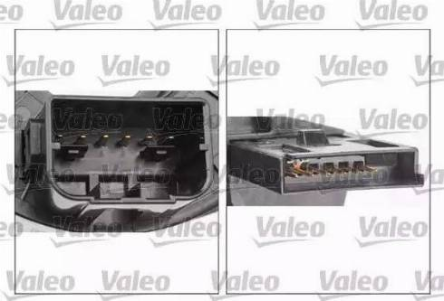 Valeo 251664 - Clockspring, airbag uk-carparts.co.uk
