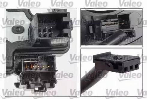 Valeo 251663 - Clockspring, airbag uk-carparts.co.uk