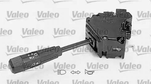 Valeo 251104 - Steering Column Switch uk-carparts.co.uk