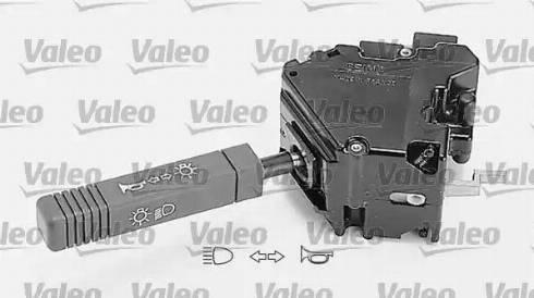 Valeo 251282 - Steering Column Switch uk-carparts.co.uk