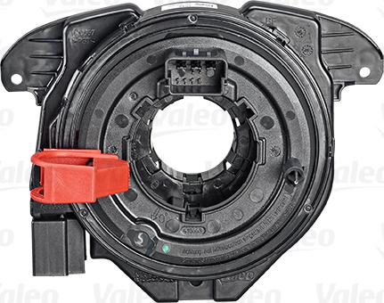 Valeo 251765 - Clockspring, airbag uk-carparts.co.uk