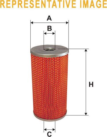 WIX Filters WL7431 - Oil Filter uk-carparts.co.uk