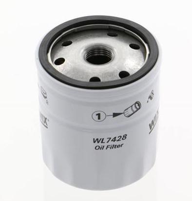 WIX Filters WL7428 - Oil Filter uk-carparts.co.uk
