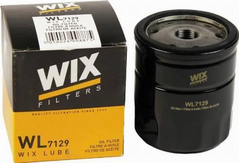 WIX Filters WL7129 - Oil Filter uk-carparts.co.uk