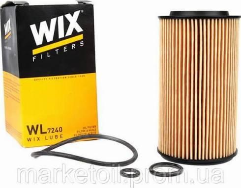 WIX Filters WL7240 - Oil Filter uk-carparts.co.uk