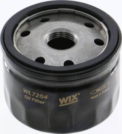 WIX Filters WL7254 - Oil Filter uk-carparts.co.uk