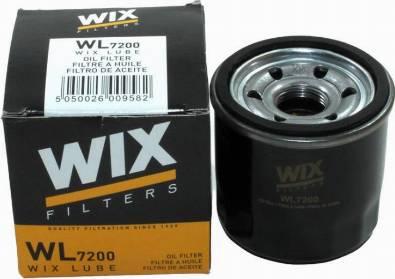 WIX Filters WL7200 - Oil Filter uk-carparts.co.uk